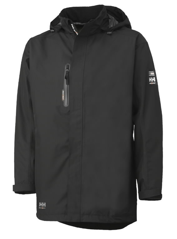 Hellyhanse Parka HAAG black XL, Helly