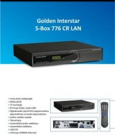 Golden Media S-BOX 776 CR PVR