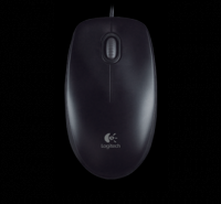 Logitech B100 otical Mouse black
