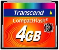 Transcend Compact Flash 4GB High