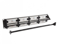 Gembird 19'' patch panel 48 port