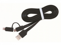 Gembird USB charging combo cable