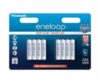 Panasonic AAA 750 mAh batteries 8