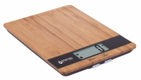 Oro-med ORO-Kitchen Scale Black