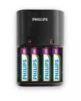 Philips Charger 1/4 x AA / AAA