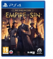 Koch Gra PS4 Empire of Sin Day One