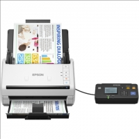 Epson WorkForce DS-530N Sheet-fed,