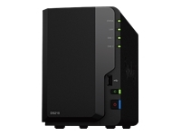 Synology DS218 2-Bay NAS-case