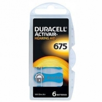 Duracell Hearing 675 (A675)