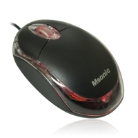Msonic MX264K black 1000dpi