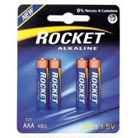 Rocket LR03-4BB (AAA) Blistera