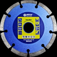 Dimanta disks BSG 125x22mm betonam