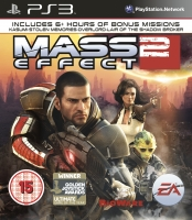 Electronic arts PS3 Mass Effect 2