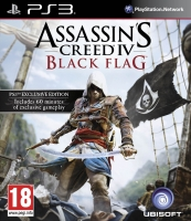 Ubisoft PS3 Assassin's Creed IV: