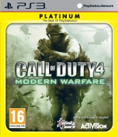 Activision PS3 Call of Duty 4: