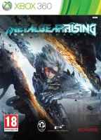 Konami Xbox 360 Metal Gear Rising: