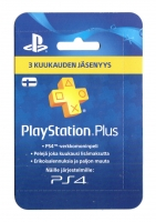 Sony ce PSN PlayStation Plus 3
