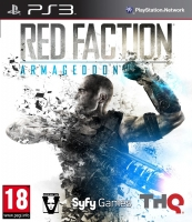 Thq nordic PS3 Red Faction:
