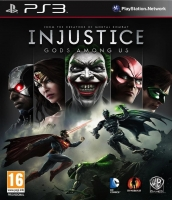 Wb games PS3 Injustice: Gods Among
