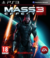 Electronic arts PS3 Mass Effect 3