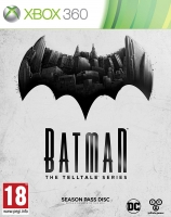 Telltale games Xbox 360 Batman: