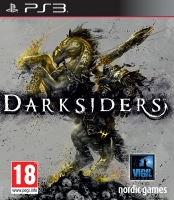 Thq nordic PS3 Darksiders