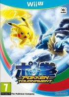 Nintendo Wii U Pokken Tournament