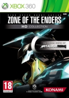 Konami Xbox 360 Zone of the Enders