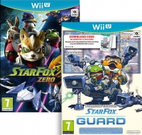 Nintendo Wii U Star Fox Zero with