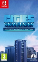 Paradox interactive SWITCH Cities: