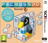 Nintendo 3DS Picross 3D: Round 2