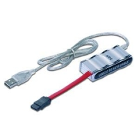 Adapteris USB2.0 to SATA AUS01