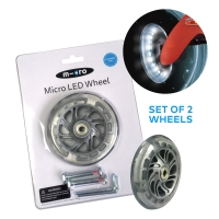 Micro Maxi Scooter Wheels Led lights