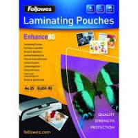 Fellowes Laminating pouch 80 µ,