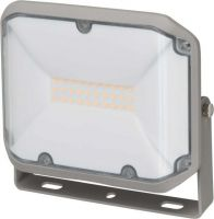 Brennens LED light with wall