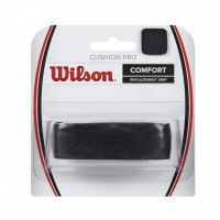 Wilson CUSHION PRO REPL GRIPS melns