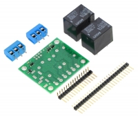 Pololu Basic 2-Channel SPDT Relay
