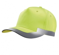 - High-Visibility cap K-UP yellow