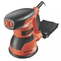 Black+decker Ekscentriskā