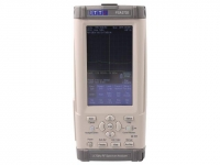 Aim-tti PSA2702USC Spectrum analyzer Display