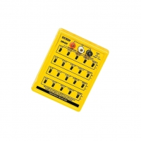 Extech 380405 Decade box: capacitance