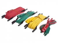 Extech 382254 Kit: test leads ( 5pcs.) Test