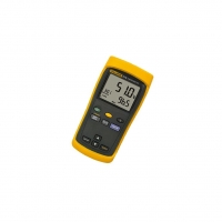 Fluke 51 Temperature double LCD,with a