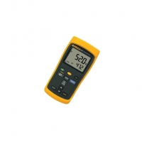 Fluke 52 Temperature double LCD,with a