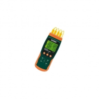 Extech SDL200 Temperature 2x LCD,with a
