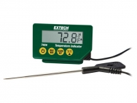 Extech TM26 Meter: temperature LCD