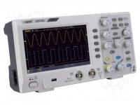 Owon SDS1202 Oscilloscope: digital Channels:
