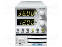 Tdk-lambda Z-36-6 Power supply: programmable